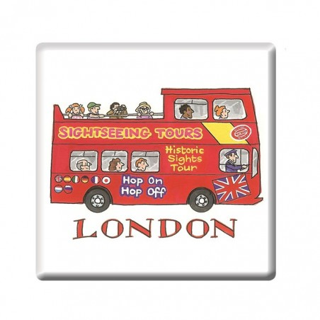 Sightseeing Bus, London Coaster