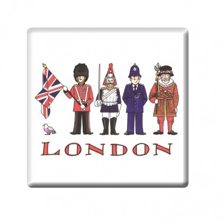 London Figures Coaster