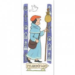Pilgrims Bookmark